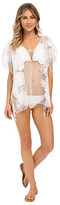 Seafolly Lace Works Kaftan Cover-Up