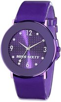 Miss Sixty Girls' Strap Watch Simply SQD003