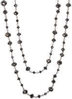 Sidney Garber Women's Diamond Beaded Necklace