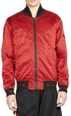 Givenchy Crinkle Bomber Jacket