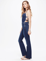 Mother Tie Back Jumpsuit - Power Play