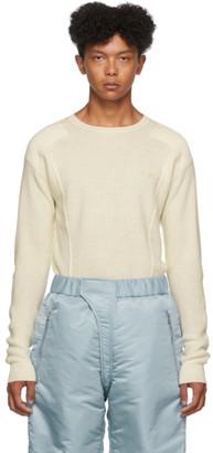 Ambush Off-White Logo Sweater