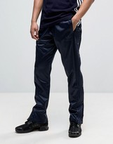 Adidas Originals Ac Poppers Pant Joggers In Blue Bk0025