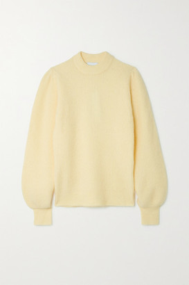 Ganni Knitted Sweater - Cream