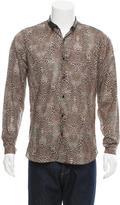 The Kooples New Leopard Print Shirt w/ Tags