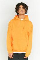 Uo Yellow Oversized Hoodie