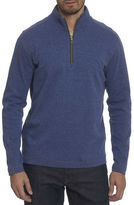 Robert Graham Elia Cotton-Modal Quarter-Zip Pullover