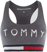 Tommy Hilfiger Logo sports crop top