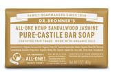 Dr. Bronner's Dr. Bronner Castile Bar Soap – Sandalwood & Jasmine