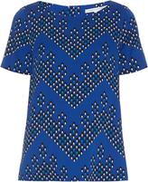 Diane von Furstenberg Maggy top
