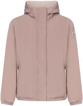 Moncler Belted Hooded Jacket