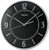 Seiko Silver Tone Quiet Sweep Wall Clock Qxa642slh