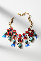 Elizabeth Cole Poppy Bib Necklace