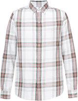 Michael Bastian checked shirt