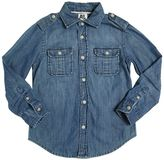 American Outfitters Light Cotton Denim Shirt