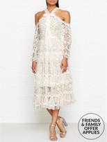 Needle & Thread Primrose Drop Shoulder Dress