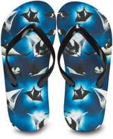 Molo Stingrays Zeppo Flip Flops