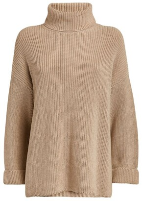 Barbour Knitted Cape Sweater
