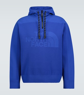 The North Face Black Series Engineered-Knit hooded sweatshirt