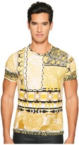Versace T-Shirt EB3GPB7S0 Men's T Shirt