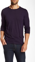 John Varvatos Long Sleeve Crew Neck Tee
