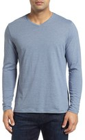 Robert Barakett Men's 'Royce' Pima Cotton V-Neck T-Shirt