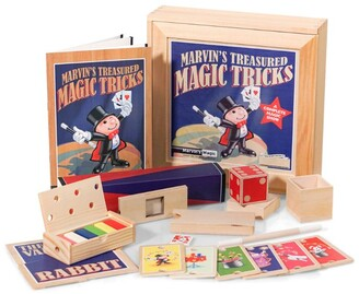 Marvin's Magic Marvin's Treasured Magic Tricks