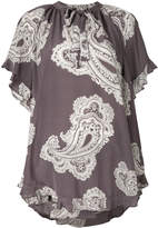 Zimmermann floating paisley top