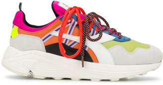 Diadora Rave colour block sneakers