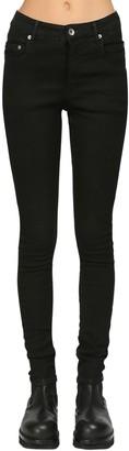 Rick Owens Skinny Cotton Denim Jeans