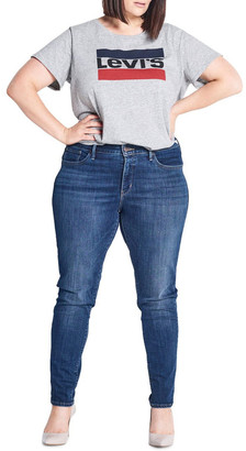 Levi's Curve Perfect Graphic Tee