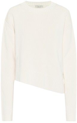 Bottega Veneta Asymmetric sweater