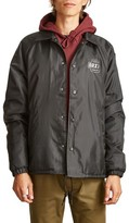Brixton Men's Garth Water Resistant Coach's Jacket