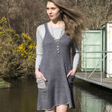 Holmes Samantha Alpaca Pinafore Dress