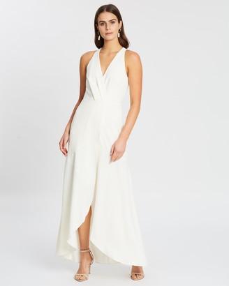 Cooper St Luna V-Neck Wrap Dress