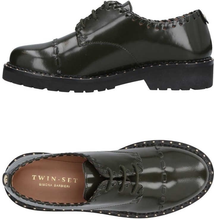 low priced b8bda b7ce2 TWINSET Lace-up shoes