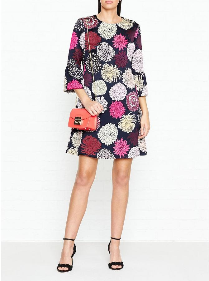 Paul Smith Dahlia Floral Print Dress
