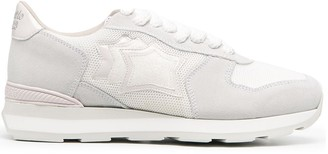 Atlantic Stars Two-Tone Lace-Up Trainers