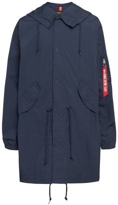Alpha Industries Fishtail Coat