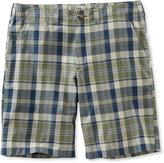L.L. Bean Summer Weekend Shorts, Madras