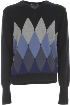 Ballantyne Lozenges Sweater