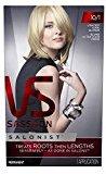Vidal Sassoon Salonist Hair Colour Permanent Color 10/1 Lightest Cool Blonde Kit