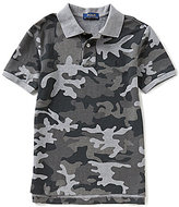 Ralph Lauren Big Boys 8-20 Camouflage-Printed Short-Sleeve Polo Shirt