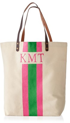 Mark And Graham Hand-Painted Canvas Tote