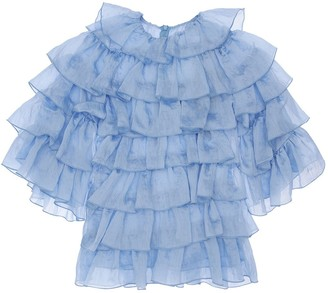 Tencel Layered Dress
