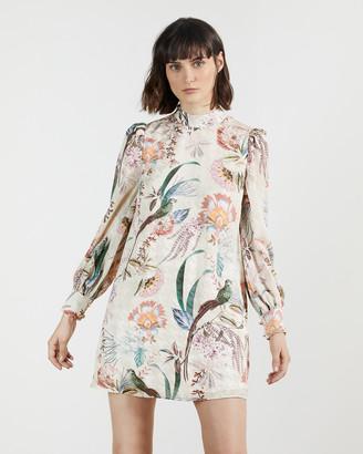 Ted Baker LILLIUM Decadence Shift Mini Dress