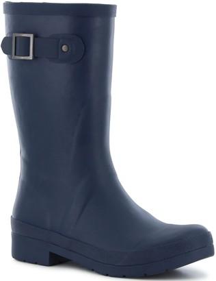 Chooka Women's Solid Mid-Height Rain Boot (9