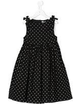Dolce & Gabbana polka dot dress - kids - Cotton - 8 yrs