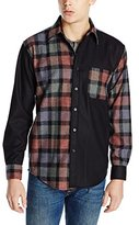 Pendleton Men's Fitted Pieced Lodge Shirt