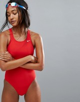 Nike Core Red Swimsuit